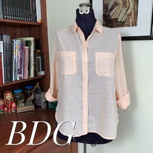 Urban Outfitters BDG Button Down Top